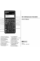 HP 10B - 10B Financial Calculator Owner's manual - Page 2