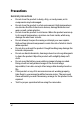 HP Action Cam AC200 Operation & user's manual - Page 7