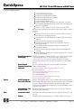 HP L1910i Quickspecs - Page 6