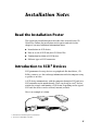 HP CD-WRITER Plus Operation & user's manual - Page 5