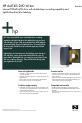 HP dvd740i Datasheet - Page 1
