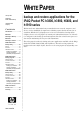 HP Compaq iPAQ H3900 Series Supplementary manual - Page 1