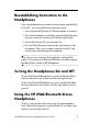 HP FB101AA - iPAQ Pocket PC Hx2490c Operation & user's manual - Page 8