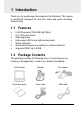 HP f200 Operation & user's manual - Page 6