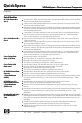 HP c-Class Overview - Page 7