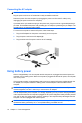 HP 1010nr - Mini - Atom 1.6 GHz Operation & user's manual - Page 26