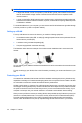 HP 1010nr - Mini - Atom 1.6 GHz Operation & user's manual - Page 40