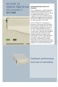 HP DAT-72 Brochure - Page 1