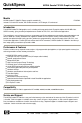 HP FX 1500 Quickspecs - Page 1
