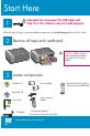 HP Presario 1510 Setup manual - Page 1