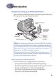 HP 952c - Deskjet Color Inkjet Printer Operation & user's manual - Page 5