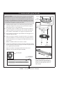 Hunter 21620 Installating and operation manual - Page 5