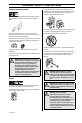 Husqvarna 326RJX Operator's manual - Page 8