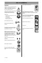 Husqvarna 326LX-series Operator's manual - Page 2