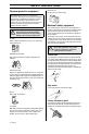 Husqvarna 326LX-series Operator's manual - Page 4