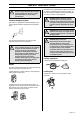 Husqvarna 326LX-series Operator's manual - Page 5