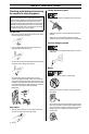 Husqvarna 326LX-series Operator's manual - Page 6