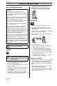 Husqvarna 326LX-series Operator's manual - Page 8