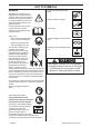 Husqvarna 327P4 Operator's manual - Page 2