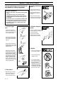Husqvarna 325EX Operator's manual - Page 6