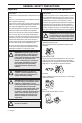 Husqvarna 327HDA65X Operator's manual - Page 6