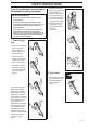 Husqvarna 323R, 325RX-Series, 325RDX-Ser Operator's manual - Page 7