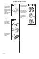 Husqvarna 323R, 325RX-Series, 325RDX-Ser Operator's manual - Page 8