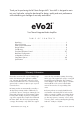 Bel Canto eVo2i Operation & user's manual - Page 2
