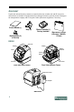 Acroprint ES900 Operation & user's manual - Page 8