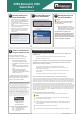 Acroprint ATRx Biometric 1000 Quick start manual - Page 2