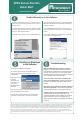 Acroprint ATRx Secure PunchIn Quick start manual - Page 1