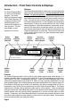 Ada Cinema Rhapsody Mach II Installation manual - Page 7
