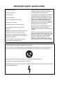 Biamp D60EQ Operation manual - Page 4