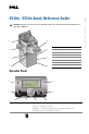 Dell 5210n Mono Laser Printer Quick reference manual - Page 1