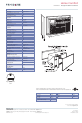 Frigidaire FRA144HT2 Specifications - Page 2