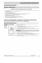 Frigidaire LRA087AT710 Use & care manual - Page 3