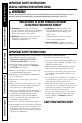 GE c-|10E Owner's manual - Page 2