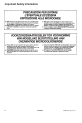 Maytag ALD510 Service manual - Page 6