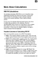 HP 10bII+ Owner's manual - Page 129