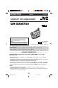 JVC GR-SXM750 Instructions manual - Page 1