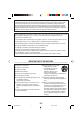 JVC GR-SXM750 Instructions manual - Page 4