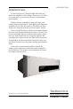 AudioControl D3400 Installer's manual - Page 5