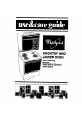 Whirlpool RM973BXV Use & care manual - Page 1