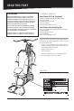York Fitness Inspiration 50026 Instruction manual - Page 2
