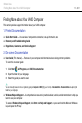 Sony VPCS11A7E Operation & user's manual - Page 5