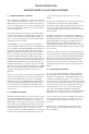 Acroprint 200 Service and parts manual - Page 3