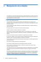 HP Pavilion dv3500 - Entertainment Notebook PC Guía del usuario - Page 6