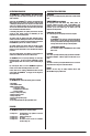 ACV HeatMaster 201 Installation, operating and servicing instructions - Page 6