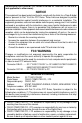 Casio SF-7100SY Operation & user's manual - Page 2