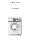 wascomat w 184 washer: frequently-viewed manuals